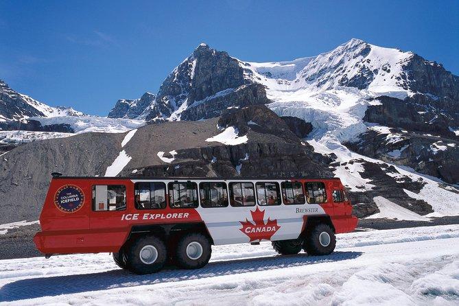 Jasper to Banff One-Way Tour, Jasper, CANADA
