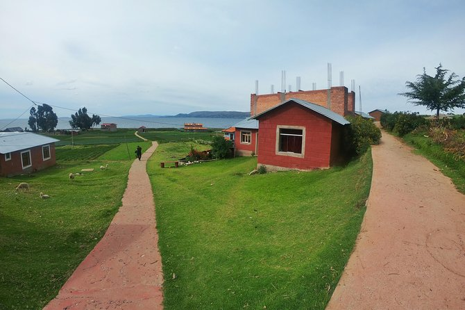 Overnight Luquina Island Homestay Experience from Puno, Puno, PERU