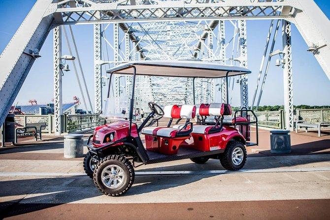Explore the City of Nashville by Golf Cart, Nashville, TE, ESTADOS UNIDOS