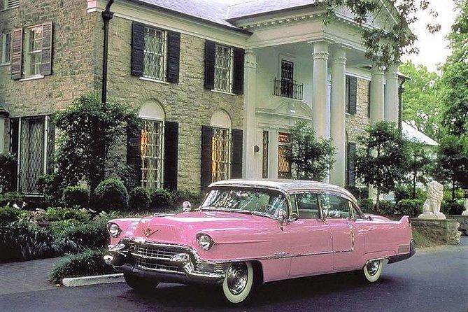 Viaje de un día de Nashville a Menfis con recorrido VIP por Graceland y el Sun Studio, Nashville, TE, ESTADOS UNIDOS
