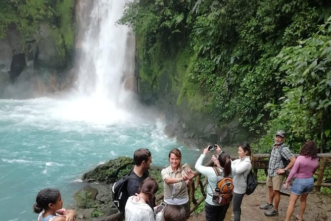 Rio Celeste Waterfall Hike, Tamarindo, COSTA RICA