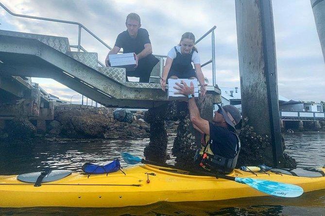 Batemans Bay Sunset Pizza Kayak Tour - Float and Feast, Batemans Bay, AUSTRALIA