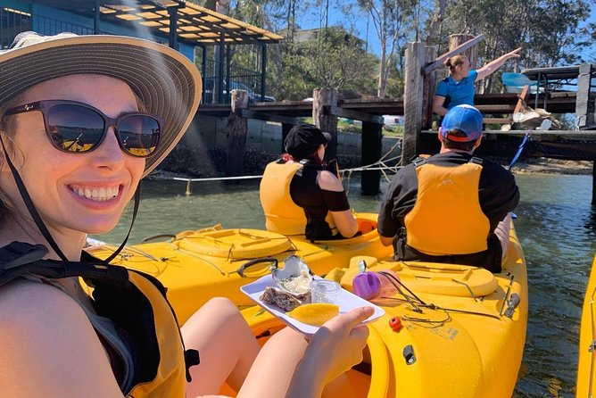 Batemans Bay Oyster Tasting Kayak Tour, Batemans Bay, AUSTRALIA