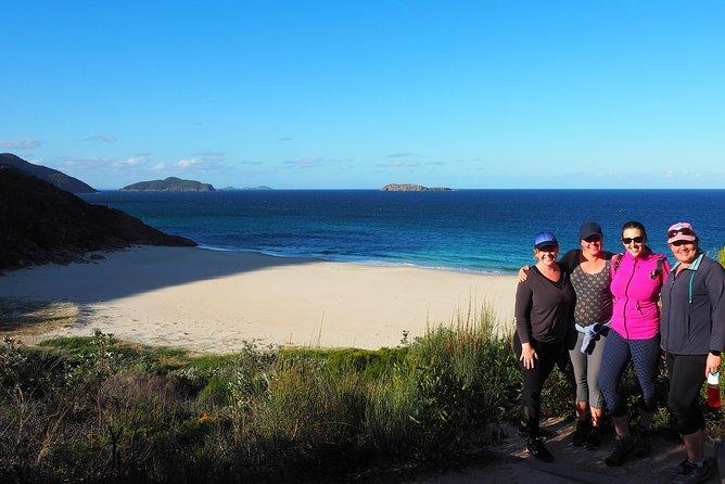 Hidden Paradise Guided Walk, Port Stephens, Austrália