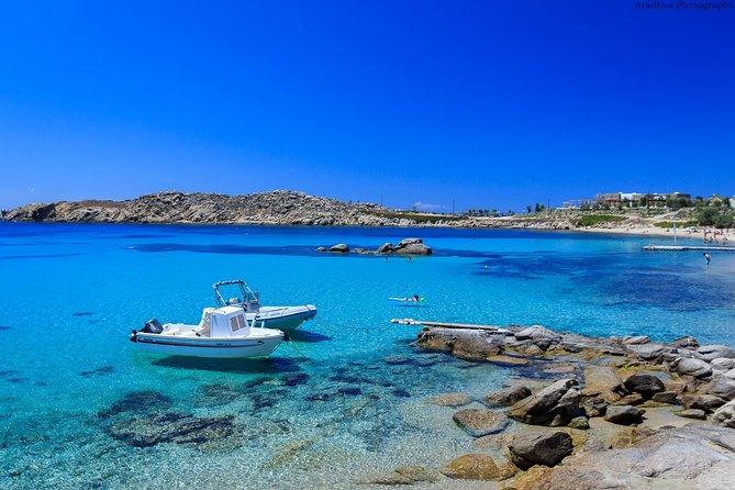 MÁS FOTOS, Explore the beautifull beaches of mykonos in a Private Tour