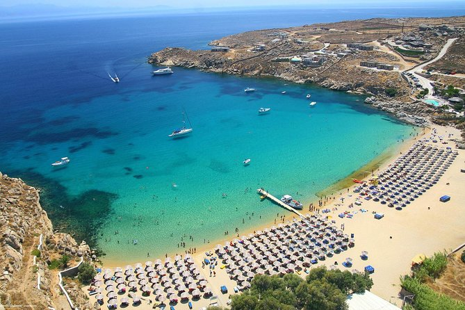MÁS FOTOS, Explore the beautifull beaches of mykonos in a 4WD Wrangler V.I.P Private Tour