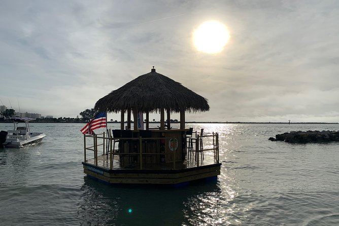 Clearwater Beach Tiki Boat Cruise, Clearwater, FL, UNITED STATES