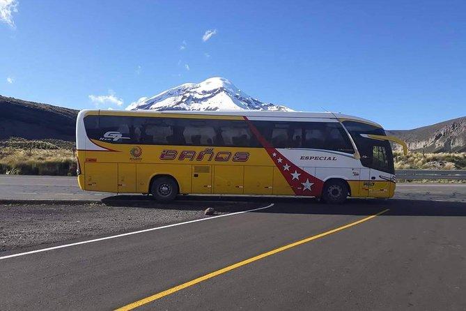 MÁS FOTOS, Transporte por el Ecuador