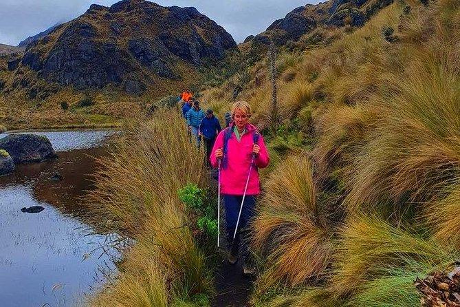 MÁS FOTOS, Cajas National Park & Cuenca City Private Tour