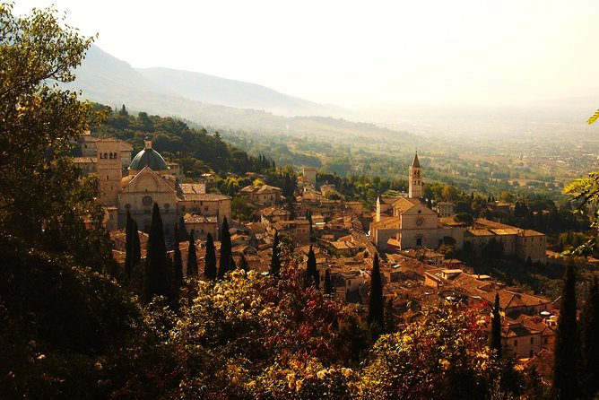 Assisi Full day tour including St Francis Basilica and Porziuncola, Assisi, ITALIA