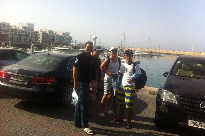 Essaouira to Agadir airport transfer, Esauira, MARROCOS
