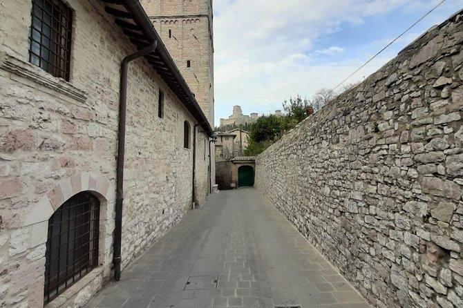Visita a pie privada en Assisi, Assisi, ITALIA
