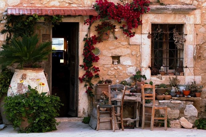 Margarites Pottery Workshop, La Canea, GRECIA