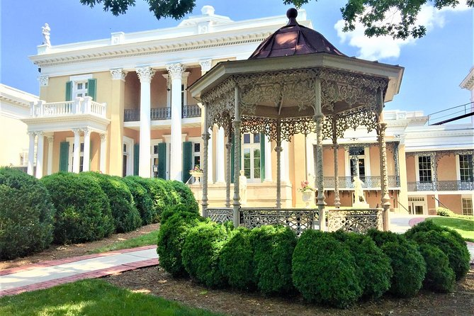 Skip-The-Line: Belmont Mansion Admission Ticket, Nashville, TE, ESTADOS UNIDOS