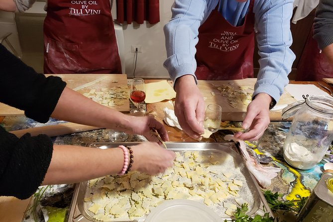 Traditional Cooking Class in Assisi in an organic winery, Assisi, ITALIA