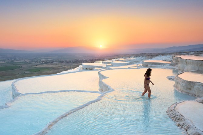private pamukkale tour for family or group up to 12 people, Antalya, Turkey