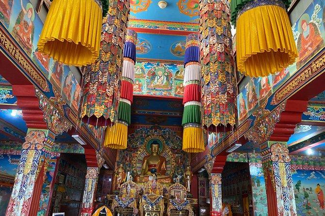 Half Day Sunrise tour to Tibetan Settlements, Pokhara, NEPAL