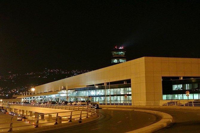 Departure Transfer:From Hotel To Beirut-Rafic Hariri International Airport (BEY), Beirut, LIBANO