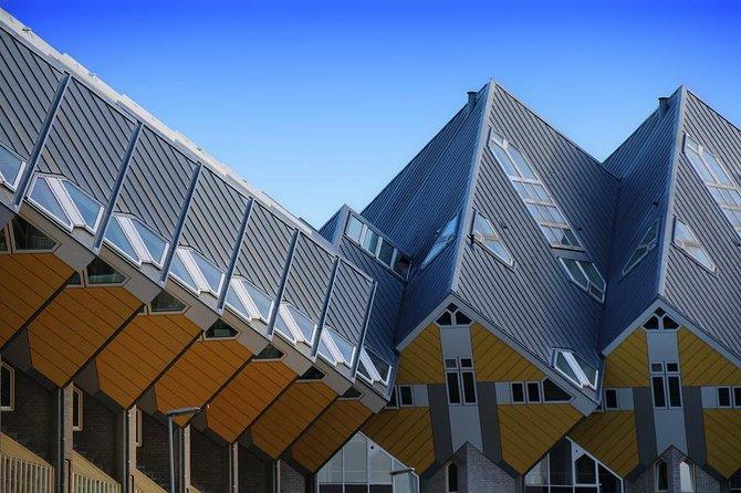 Excursión privada a pie por la arquitectura de Róterdam, Rotterdam, HOLANDA