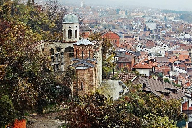 """We will pick you up at your hotel, early in the morning, at 7:30am, and we head to Morina Pass Border checkpoint, which is located between Kukes and Prizren. After we arrive in Prizren, we visit the Fortress over the town hill, (appropriate footwear recommended). Next, we visit the Museum of the League of Prizren and pass by another important landmark for the locals and in the same time a touristic destination, the Mehmet Pasha Hamam, an old Turkish bath. Next, we will take a walk through Carshia e Vjeter, and admire old architectural buildings such as Sinan Pasha Mosque, St George Orthodox Cathedral, and many traditional small shops.<br><br>Later, we pass through Prizren's stone bridge, between 15th and 16th centuries, which is on the way to """"Tek Syla"""" restaurant, which is known for its grilled specialties. We finish here the tour to let you enjoy a tasty lunch of grilled Kosovo specialties here.<br><br>After lunch, we will continue our journey to Tirana, where our trip ends up there.<br>"""
