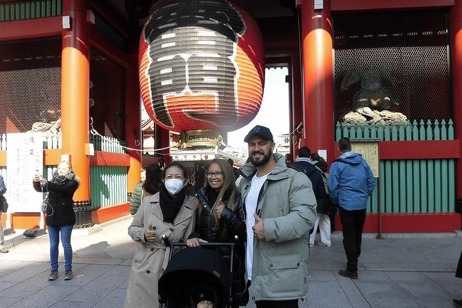 Freely set up plans Guided Private Tours in Tokyo, Tokyo, JAPON