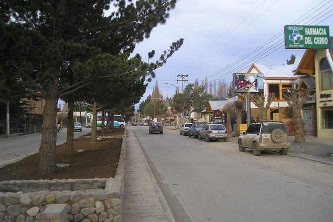 Traslado de ida y vuelta desde el aeropuerto de El Calafate, El Calafate, ARGENTINA