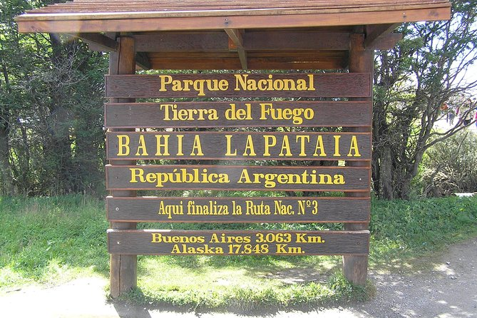 Tierra del Fuego National Park Half-Day Tour with Optional End of the World Train Ride, Ushuaia, ARGENTINA