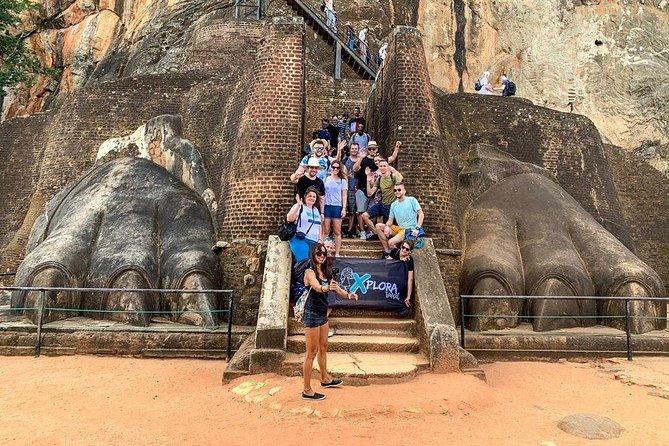 All Inclusive Sigiriya Rock Fortress and Dambulla Cave Temples Private Day Trip, Sigiriya, SRI LANKA