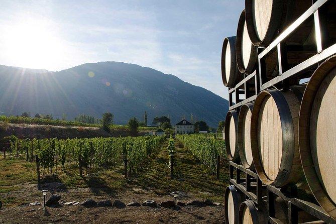 Similkameen Valley Wine Tour, Kelowna y Okanagan Valley, CANADA