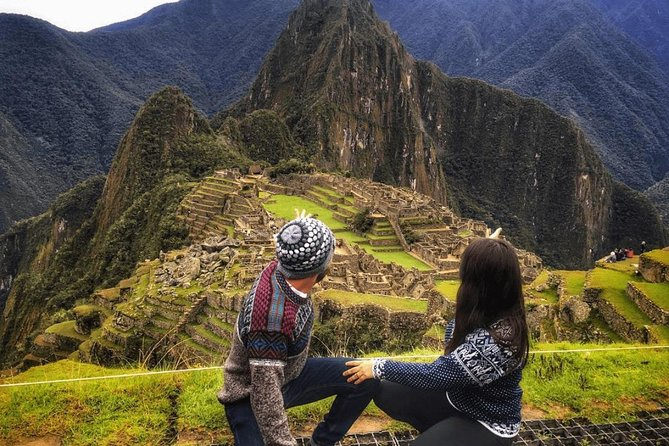 Machu Picchu Guided Tour from Aguas Calientes, Machu Picchu, PERU