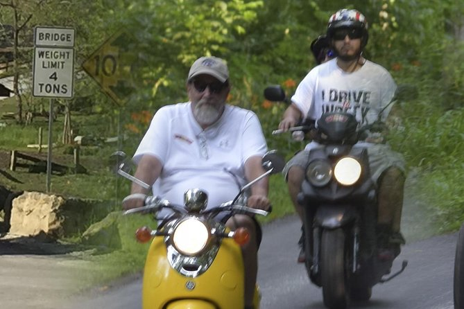 Experience Lancaster County in the 5-Star tour tradition of Strasburg Scooters. Wind your way through back country roads, on two wheels, in search of our favorite Pennsylvania Dutch treats, off-the-beaten-path shops, and unique surprise encounters along the way. Ride around farmland surrounding the Village of Intercourse and Bird-in-Hand, PA. This tour is a great way to get up close and personal with Pennsylvania's Amish Country while creating a lifetime of memories.