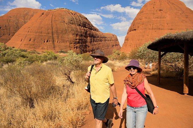 Kata Tjuta Afternoon Walpa Gorge Tour, Ayers Rock, AUSTRALIA