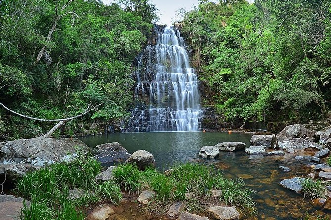 Paraguay is a beautiful country that han't yet been fully discovered. We are passionate on showing and telling you everything about it, so you can discover it with us. <br><br>The best way to have.a lance of the authentic Paraguay in a day is taking you to the magnificent Crystal Fall, located in a virgin jungle area.<br><br>The trip is an adventure by itself, you should be aware that to get to the fall it's necessary to descend a long wooden stairway through the jungle which leads to a shallow river. <br>From there, we will walk from 10-15 minutes along the river until we reach the hidden fall, right in the middle of the wilderness.<br>