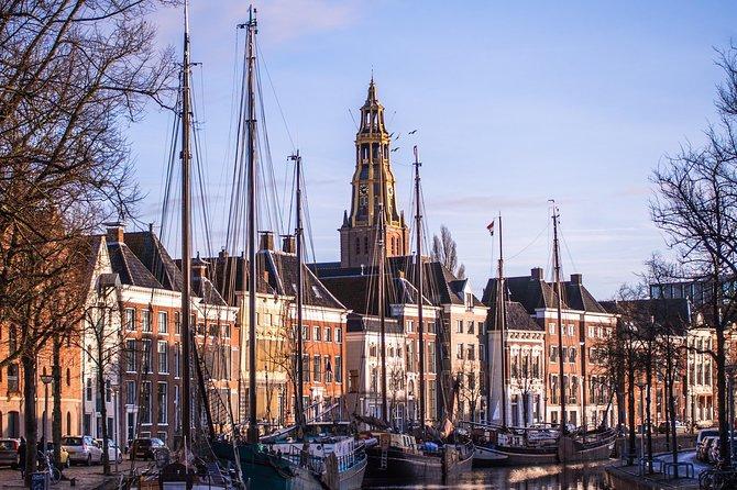 Private Airport Transfer: from Groningen to Groningen Airport Eelde (GRQ), Groninga, HOLANDA