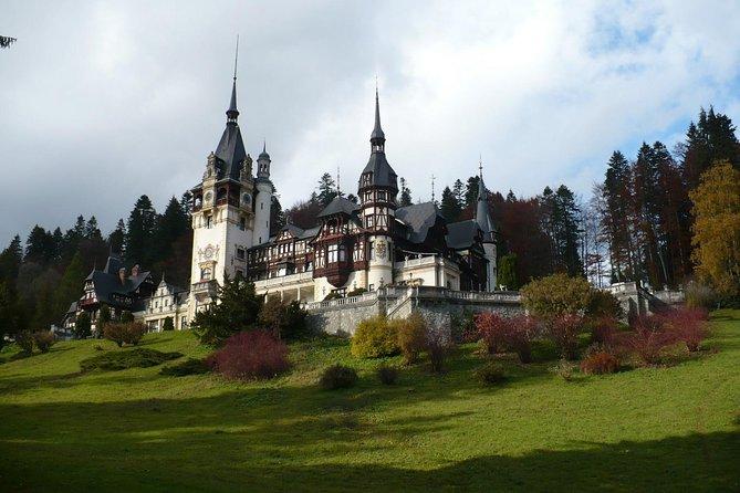 MÁS FOTOS, Castles Day Tour Peles - Bran - Rasnov from Brasov
