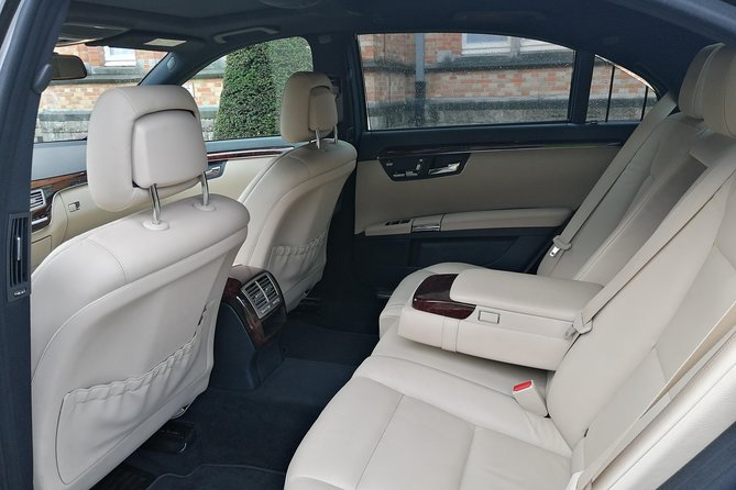 Belgium and Benelux VIP Transfers limo and luxe minivan service Zaventem-Bruges, Brujas, BELGICA