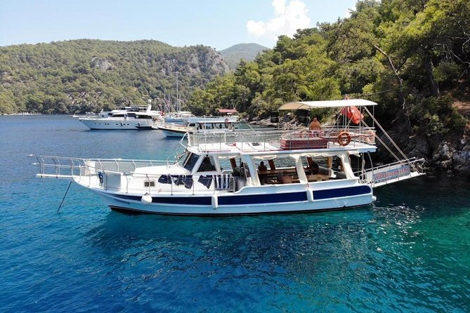 Private Fethiye full day boat trip with hotel transfer, Fethiye, TURQUIA