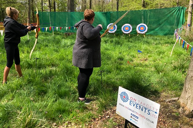 Archery set within Salcey Forest's beautiful woodland setting, exactly how Robin Hood would have wanted it!