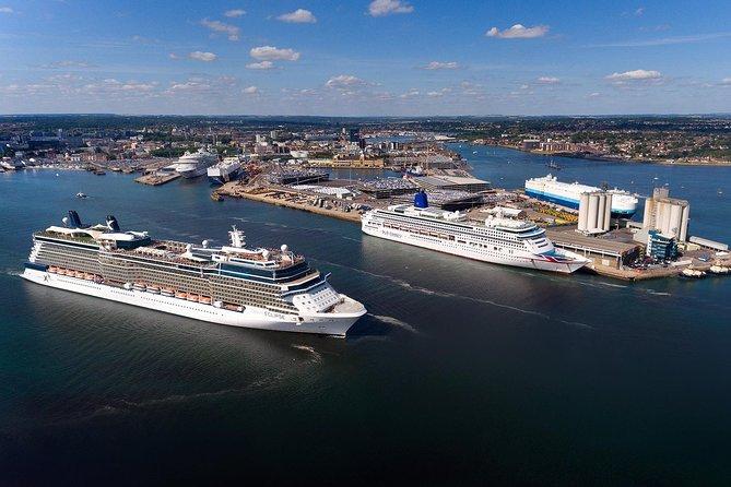 Southampton Cruise Terminals to Heathrow Airport Private Sedan Arrival Transfer, Southampton, ENGLAND