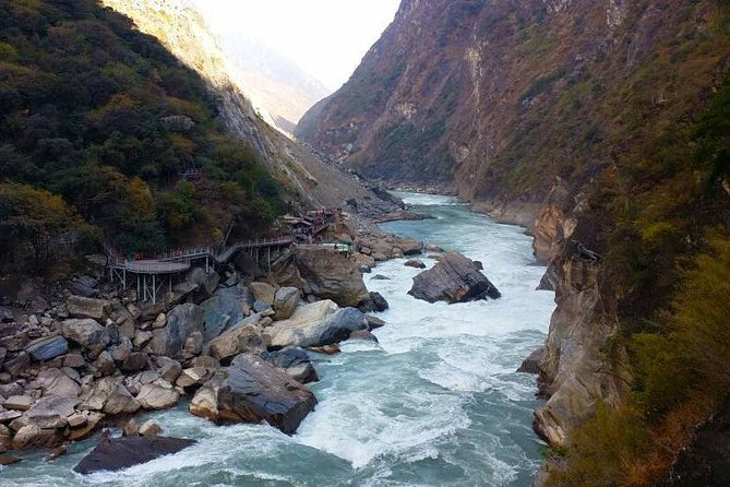 Half-Day Private Tour Tiger Leaping Gorge in Lijiang, Lijiang, CHINA