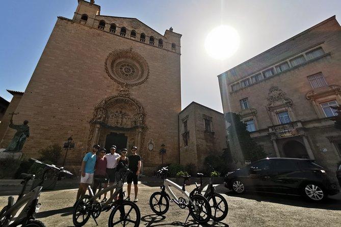 Cruise Terminal 2h E-Bike Tour, Palma de Mallorca, ,