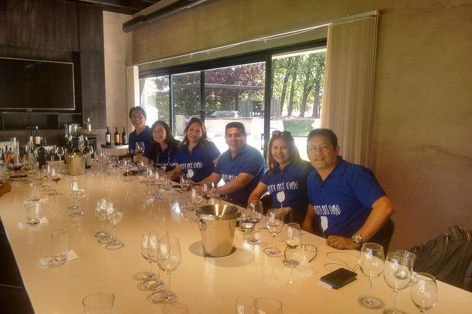 Luján de cuyo: visitamos y degustamos exquisitos vinos y gastronomía!!, Mendoza, ARGENTINA