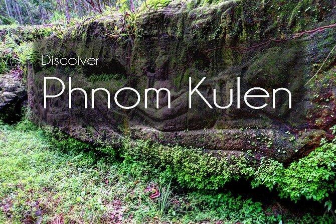 Phnom Kulen National Park Admission Ticket, Angkor Wat, CAMBOYA