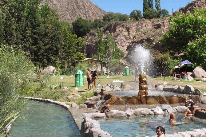 Dia unico en Termas de Cacheuta, Mendoza, ARGENTINA