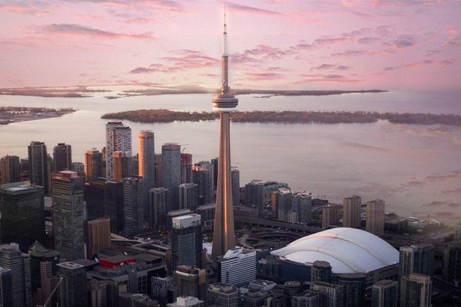 Exhilarating 120km Aerial Tour of Toronto with IflyTOTO, Toronto, CANADA