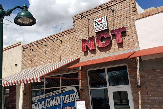 Skip the Line: National Comedy Theatre Ticket in Phoenix, Phonix, AZ, ESTADOS UNIDOS