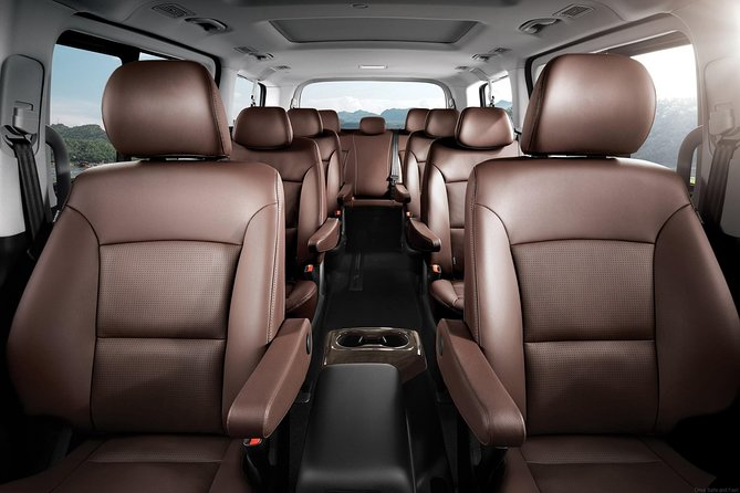 Arrival Private Transfer Seoul Airport ICN to Seoul City by Business Minivan, Incheon, COREA DEL SUR