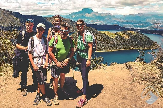 Private Day Tour Cuicocha Crater and Cotacachi Magical Town, Otavalo, ECUADOR