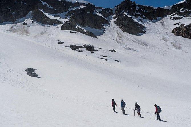 Whistler Glacier Ascent Hike, Whistler, CANADA