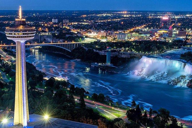 Private Transfer from Buffalo Intl, Airport (BUF) to Niagara Falls Canada, Buffalo, NY, ESTADOS UNIDOS